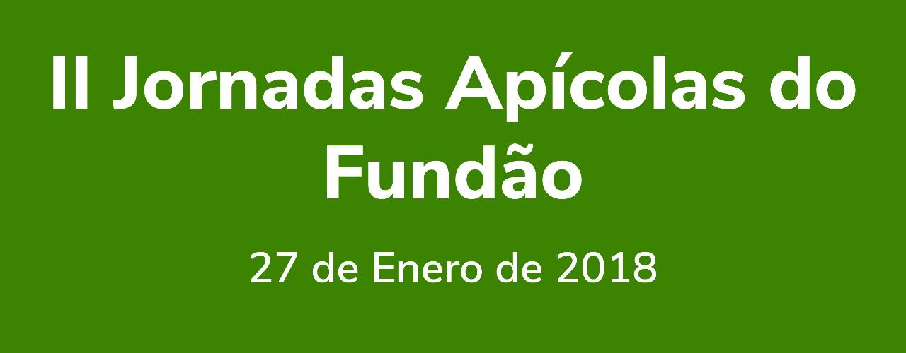 II jornadas Apícolas del Fundão - Portugal