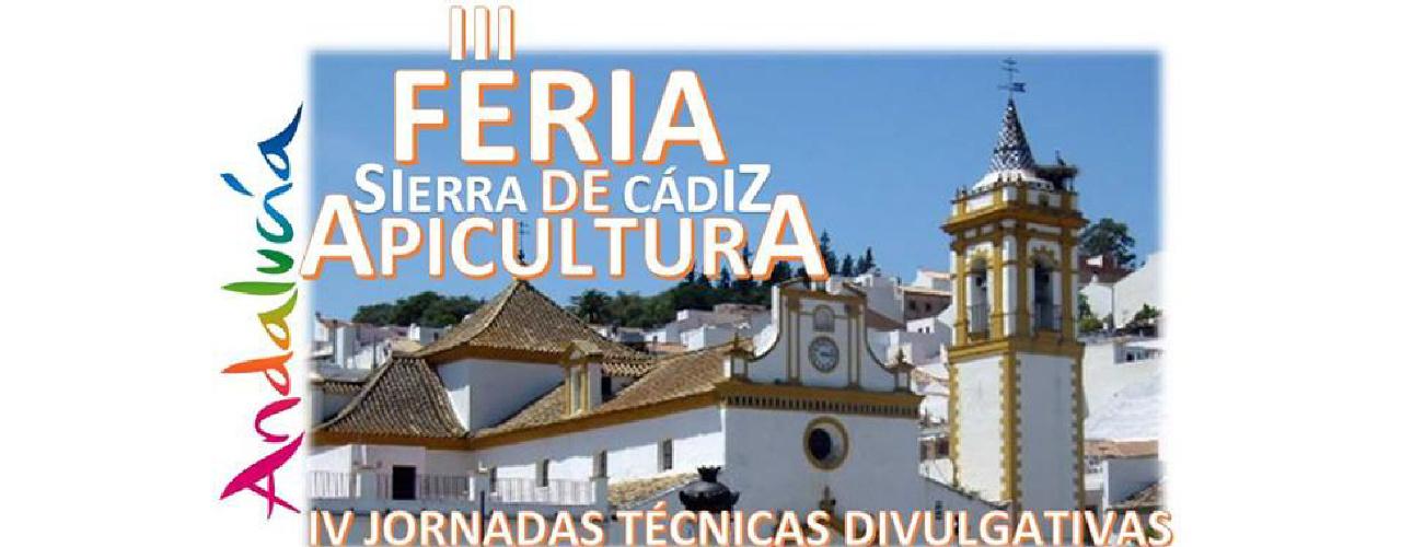 III Feria Apicultura Sierra de Cádiz - Espanha