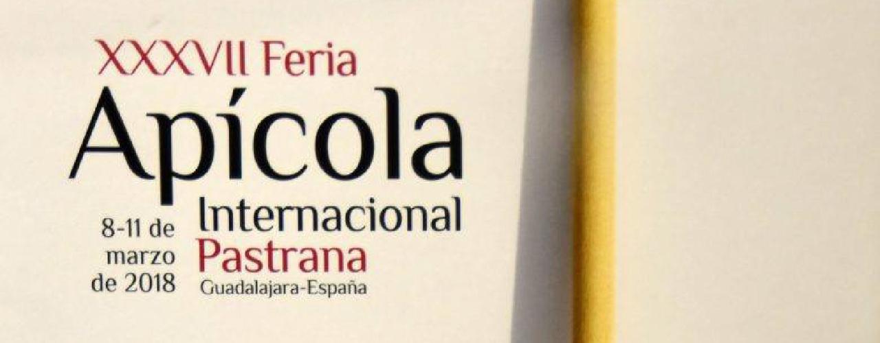 XXXVII Feira Apícola Internacional em Pastrana (Guadalajara - Espanha)