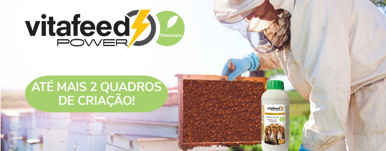 Hifarmax lança VitaFeed POWER: alimento estimulante especialmente desenhado para a primavera