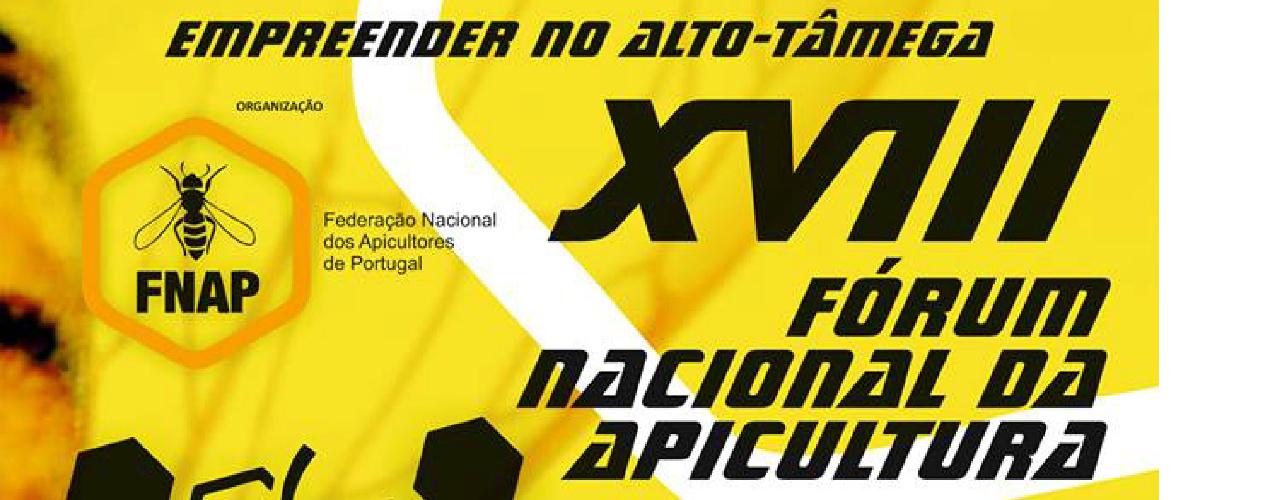 XVIII Fórum Nacional da Apicultura - Portugal