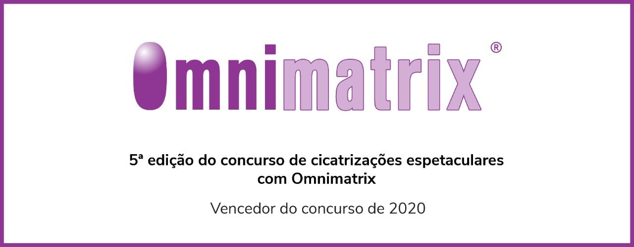 Vencedores da 5ª edição do concurso de cicatrizações espetaculares com Omnimatrix