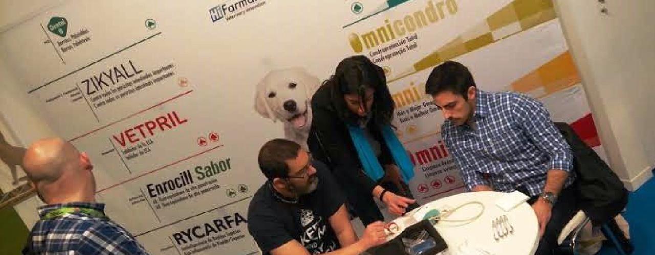 A Hifarmax regressa ao AMVAC (VETMadrid) com Omnicondro mais palatável e a oferta de uma estadia pet friendly