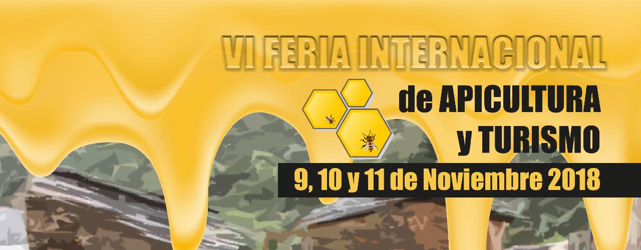 VI Feria Internacional de Apicultura y Turismo (Las Hurdes - Espanha)