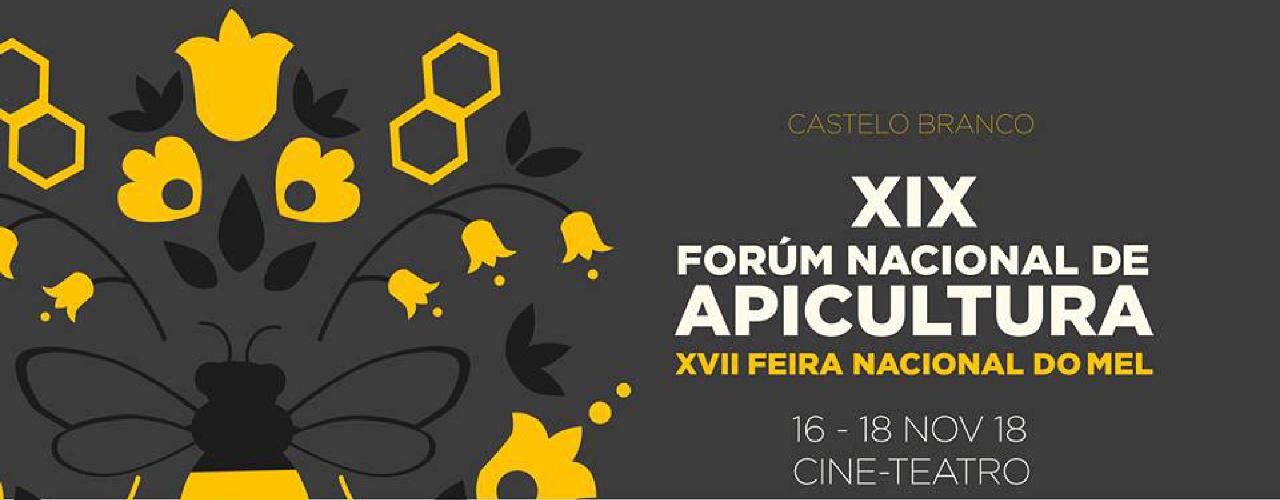 XIX Forum Nacional de Apicultura - Castelo Branco (Portugal