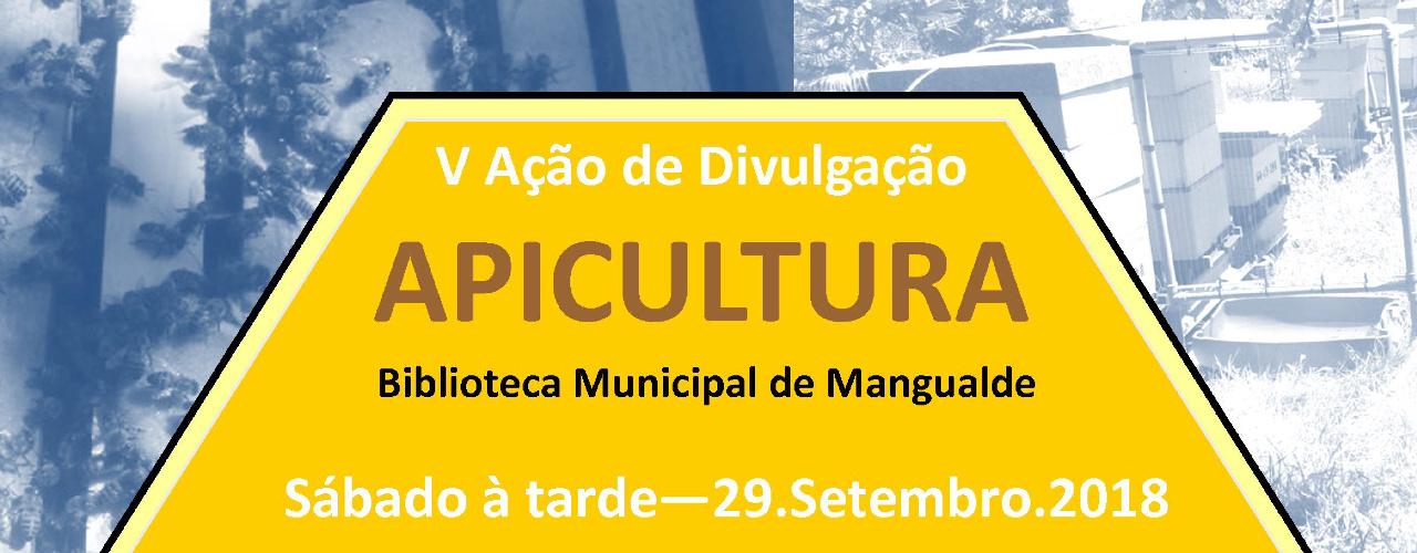 V Acción de divulgacición de Apicultura - Mangualde (Portugal)