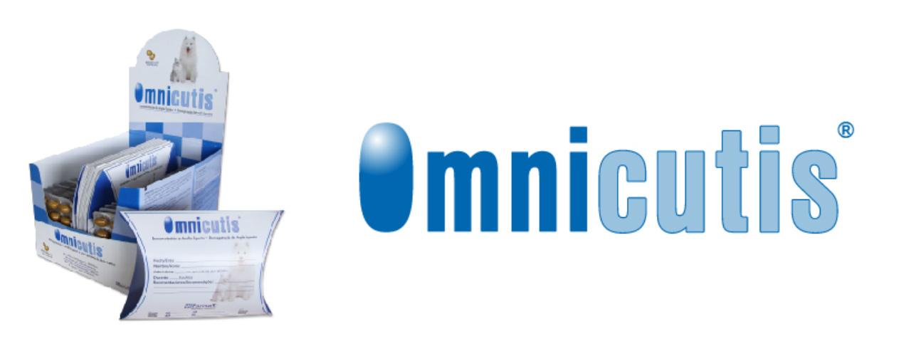 Hifarmax lança no mercado o novo Omnicutis 600 cápsulas
