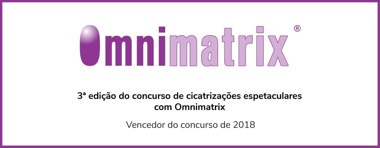 Vencedores da 3ª edição do concurso de cicatrizações espetaculares com Omnimatrix