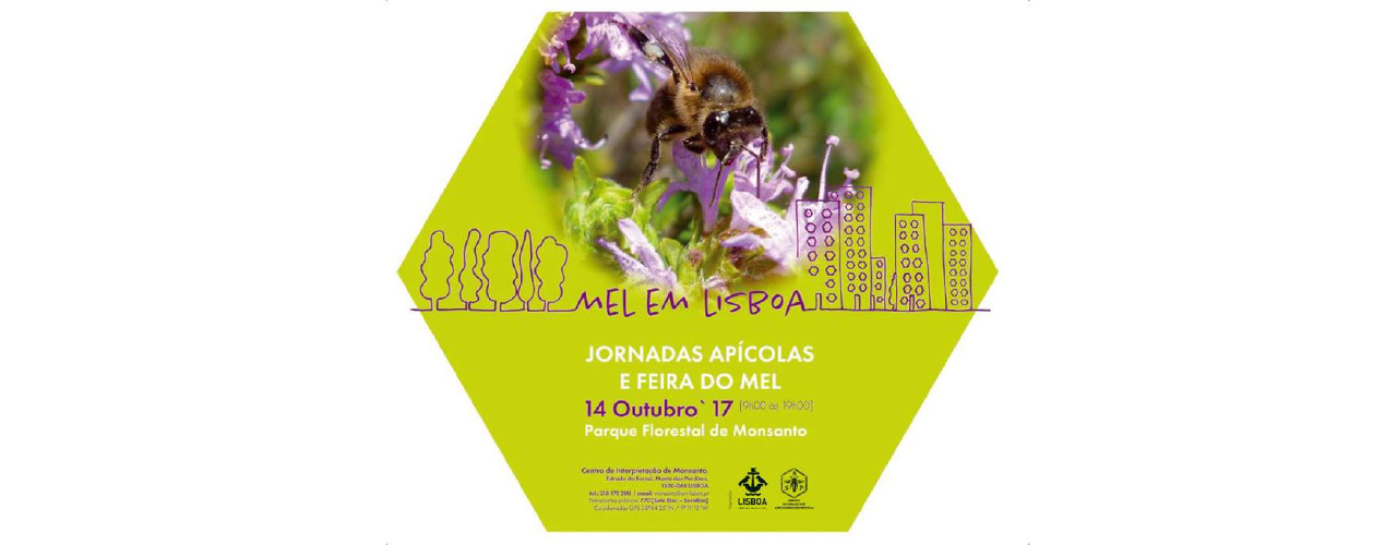 Tercera Jornada de los apicultores en Monsanto - Lisboa
