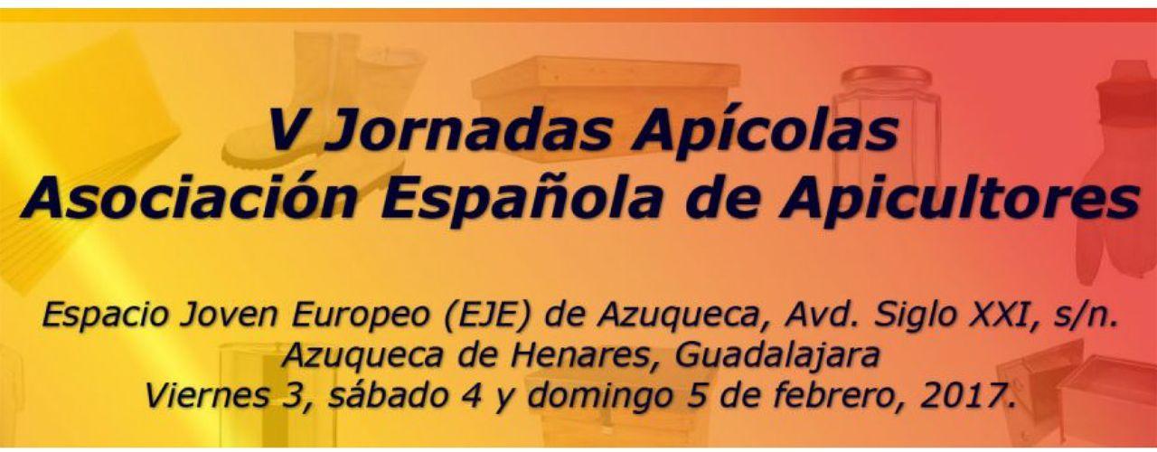 V Jornadas Apícolas - Asociación Española de Apicultores