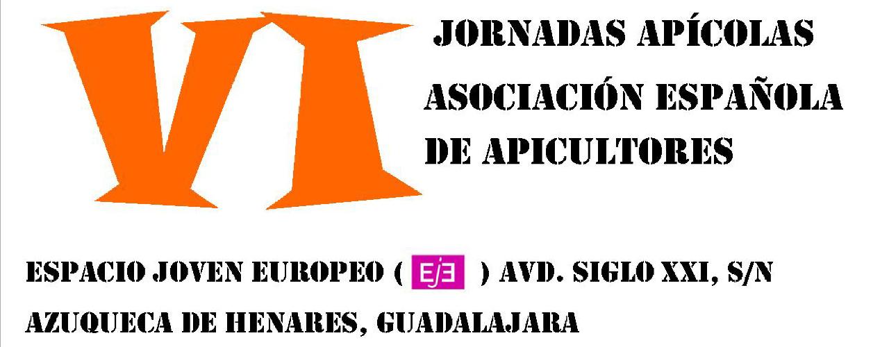 VI Jornadas Apícolas de la Asociación Española de Apiculores - Azuqueca de Henares (Guadalajara)